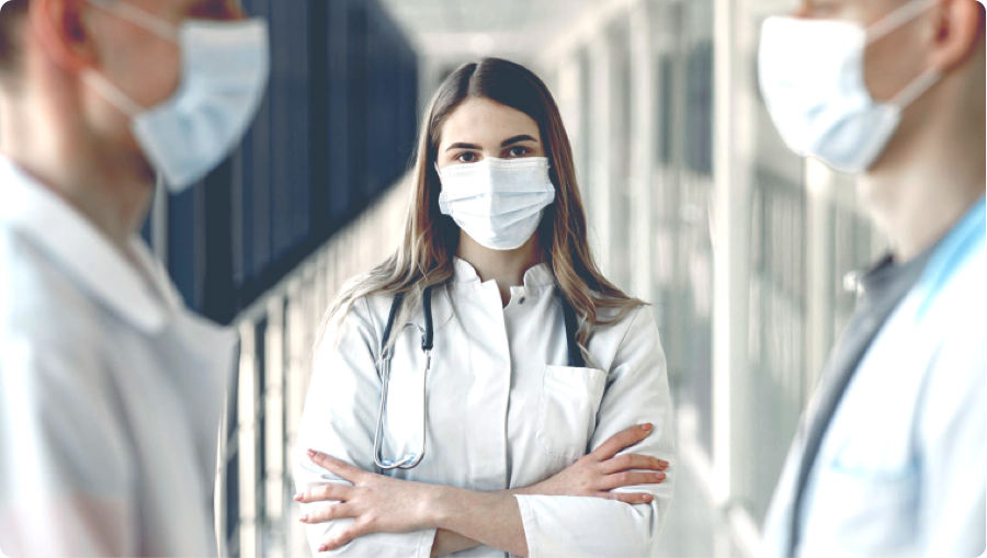 Ukázka kurzu vakcinace pro zdravotní sestry od společnosti Avenier